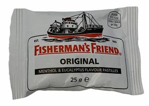 Bilde av Fisherman's Friend Orginal White 25g