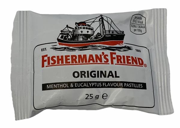 Bilde av Fisherman's Friend Orginal Hvit 25g