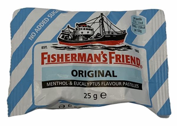 Bilde av Fisherman's Friend Orginal Blue 25g