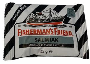 Bilde av Fisherman's Friend Salmiak 25g