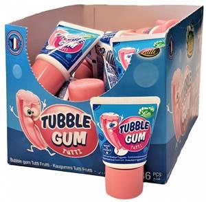 Bilde av Tubble Gum Tutti 36x35g HEL ESKE