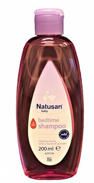 Bilde av Natusan Shampoo baby Bedtime 200ml