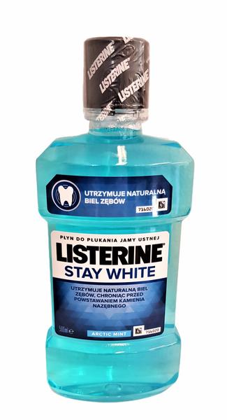 Bilde av Listerine stay white arctic mint 500ml