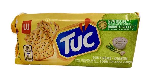 Bilde av Tuc Sour Cream&Onion 100g Bf 31.05.21