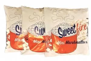 Bilde av Sweet Fire Mini Marshmallows 3x100g