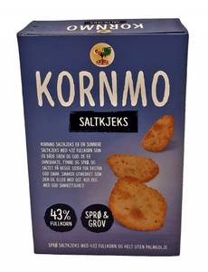 Bilde av Kornmo Saltkjeks 120g