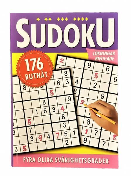 Bilde av Sudoko 200 sider