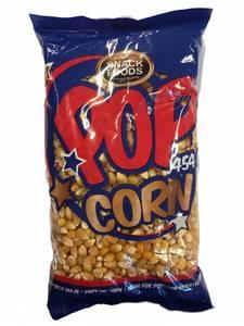 Bilde av Snack foods popcorn 454g