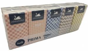Bilde av Harmony Soft Papirlommetørkle 10pk