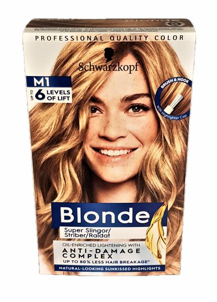 Bilde av Schwarzkopf M1 Blonde Stripes