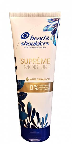 Bilde av Head & Shoulders Supreme moisture balsam 220ml