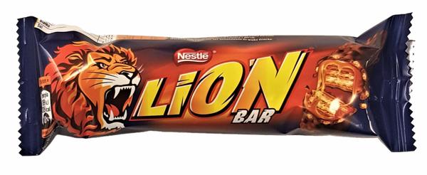 Bilde av Nestle Lion Sjokolade bar 42g