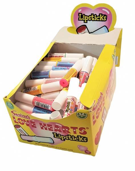 Bilde av Love Hearts Lipsticks 100st HEL ESKE