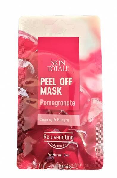 Bilde av Skin Totale Ansiktsmaske m/ Granateple 15g