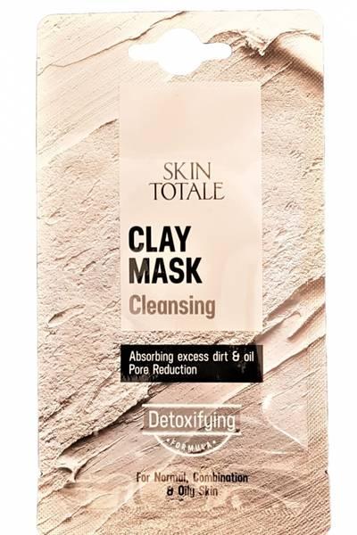 Bilde av Skin Totale Ansiktsmaske Clay Mask 15g