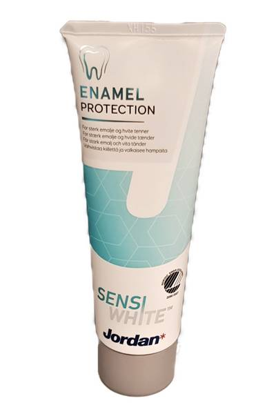 Bilde av Jordan sensi white enamel protection 75ml