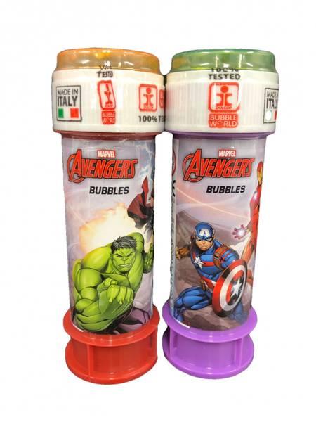 Bilde av Avengers såpebobler 2stk