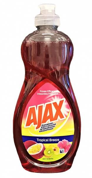 Bilde av Ajax Oppvaskmiddel Tropical Breeze 500ml