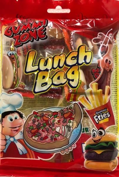 Bilde av Gummi zone lunch bag 72g