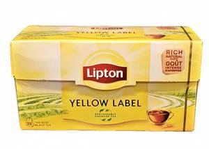 Bilde av Lipton Yellow Te 25 poser