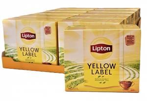 Bilde av Lipton Yellow Te 10x50 poser HEL ESKE