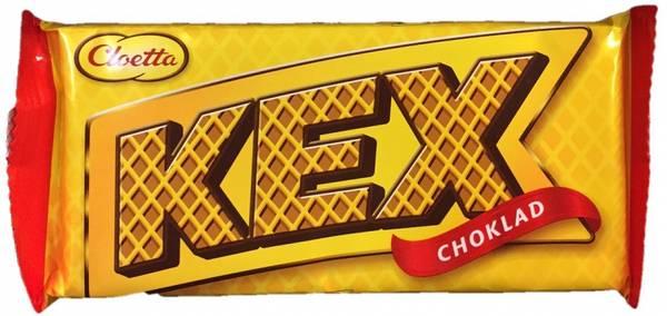 Bilde av Cloetta kex sjokolade 60g