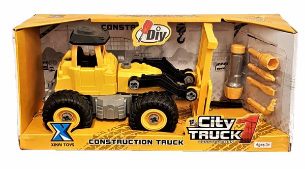 Bilde av City Truck 53 deler 40cm