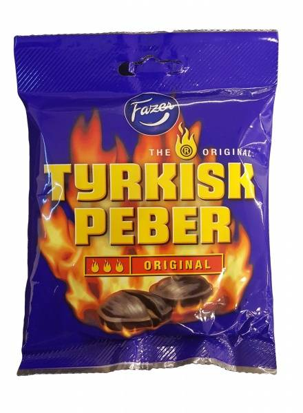 Bilde av Tyrkisk Pepper 120g