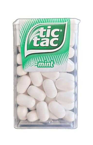 Bilde av Tictac Mint 18g