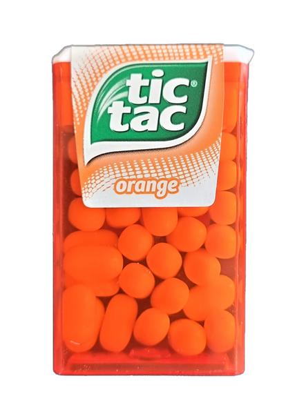 Bilde av Tictac appelsin 18g