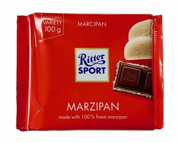 Bilde av Ritter Sport Marzipan 100g