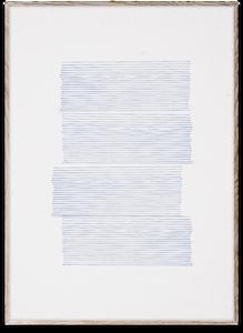Bilde av Into The Blue 01 50x70 cm