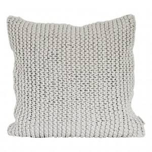 Bilde av Rope cushion cover 50x50, offwhite