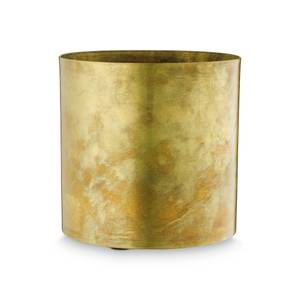 Bilde av Flowerpot raw brass, 14 cm