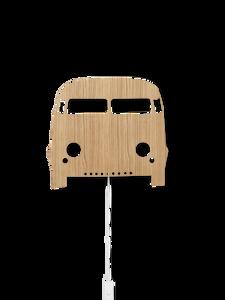 Bilde av Lamp Car Oiled Oak