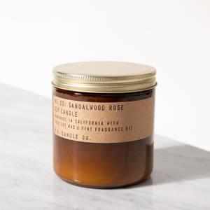 Bilde av Sandalwood Rose Large Candle