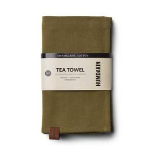 Bilde av Organic tea towel - 2pk Fern