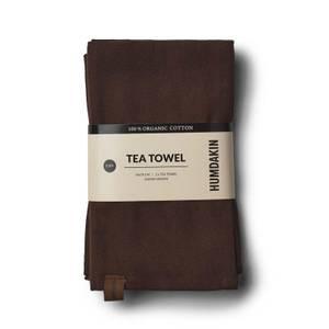 Bilde av ORGANIC TEA TOWEL - 2 PACK - MUSHROOM