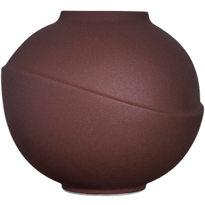 Bilde av Big Bubble Vase, Rusty Red