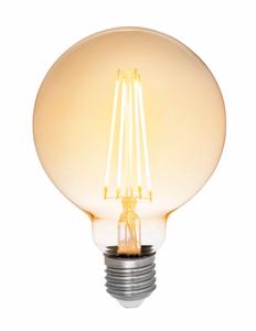 Bilde av LED Globe 95 FLM E27 5W 380lm DIM