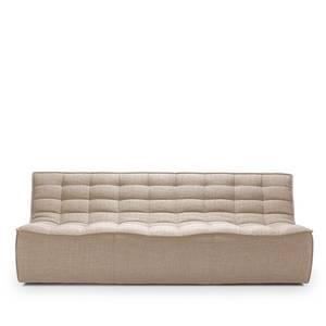 Bilde av N701 sofa - 3 seater - beige