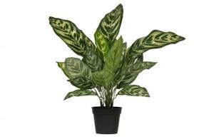 Bilde av Montsera artificial plant, green, 50cm