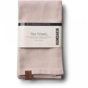 Bilde av Organic tea towel - 2pk, Latte