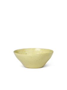 Bilde av Flow Bowl - Yellow Speckle Medium