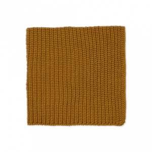 Bilde av Sille strikket klut 2pk, mustard