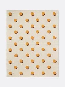 Bilde av Double Dot Blanket - Off White