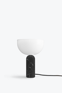 Bilde av Kizu Table Lamp - svart marmor, liten