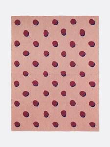 Bilde av Double Dot Blanket - Rose