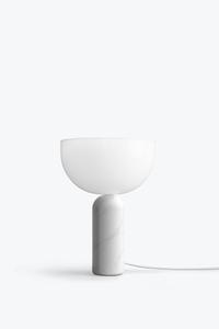 Bilde av Kizu Table Lamp - kvit marmor, liten