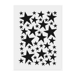 Bilde av Wallsticker mini stars